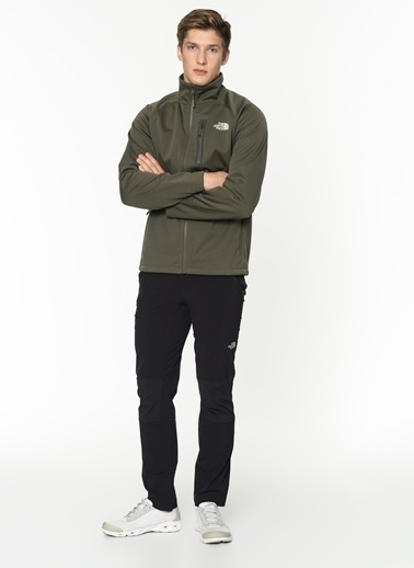 The North Face Softshell Mont Yeşil